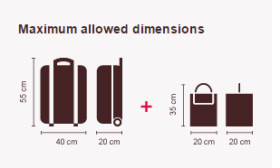 Волотея багаж