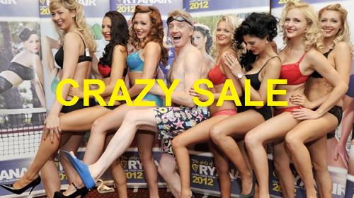 Мега-распродажа Ryanair. Быть или не быть?