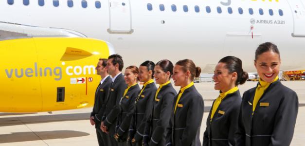 Авиакомпания Vueling — испанский лоукост!